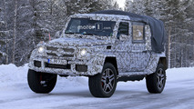 2018 Mercedes G Sınıfı 4x4 pick up