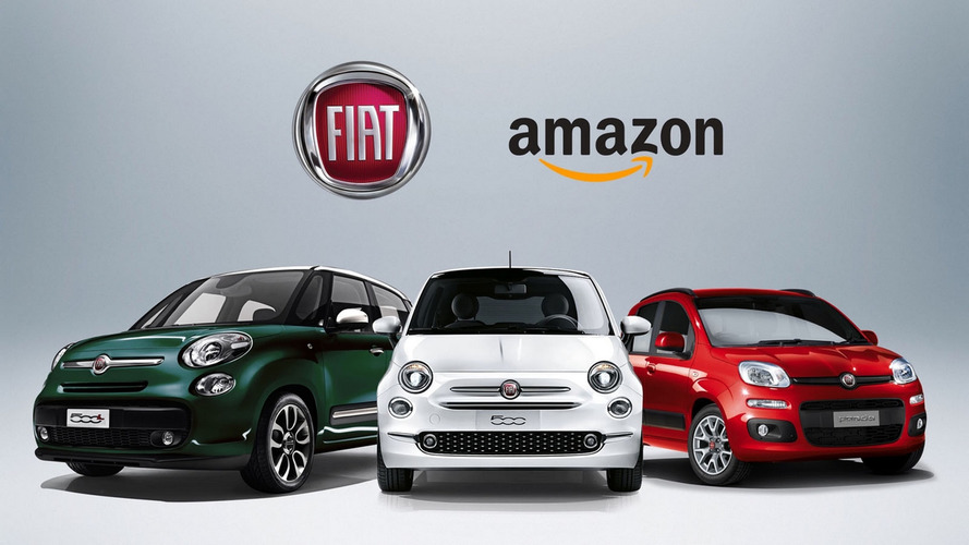 Amazon UK Will Soon Be Selling Cars Online