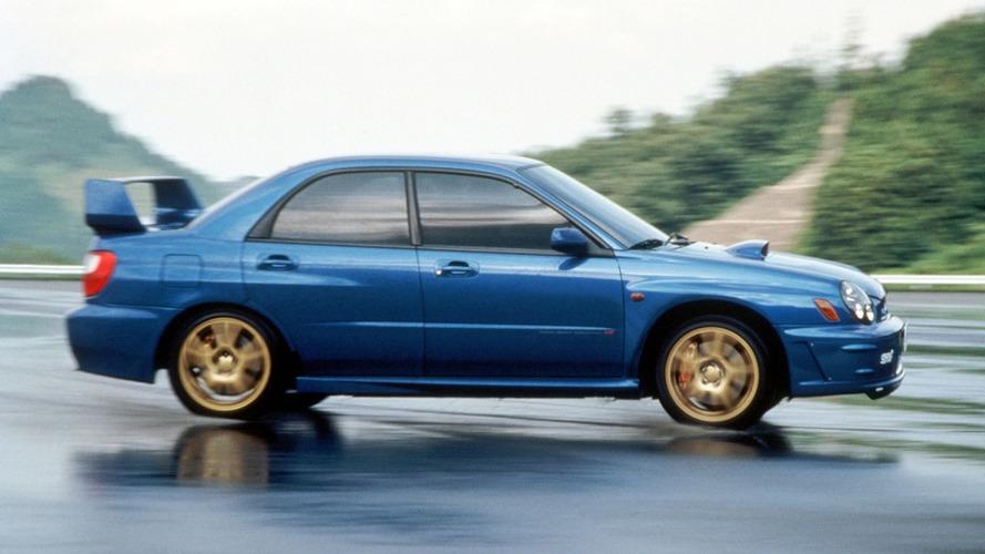 Subaru Impreza WRX STI - Mitsubishi Lancer Evolution