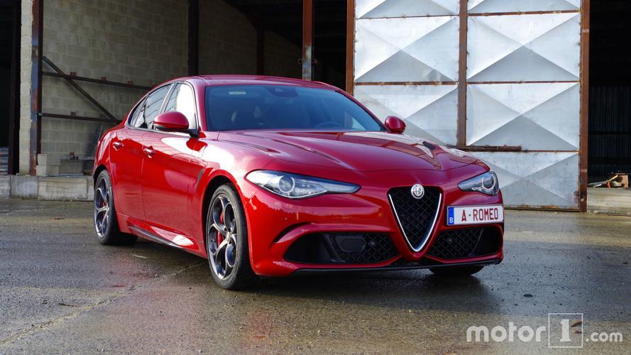 L'Alfa Romeo Giulia élue plus belle voiture de l'année 2016