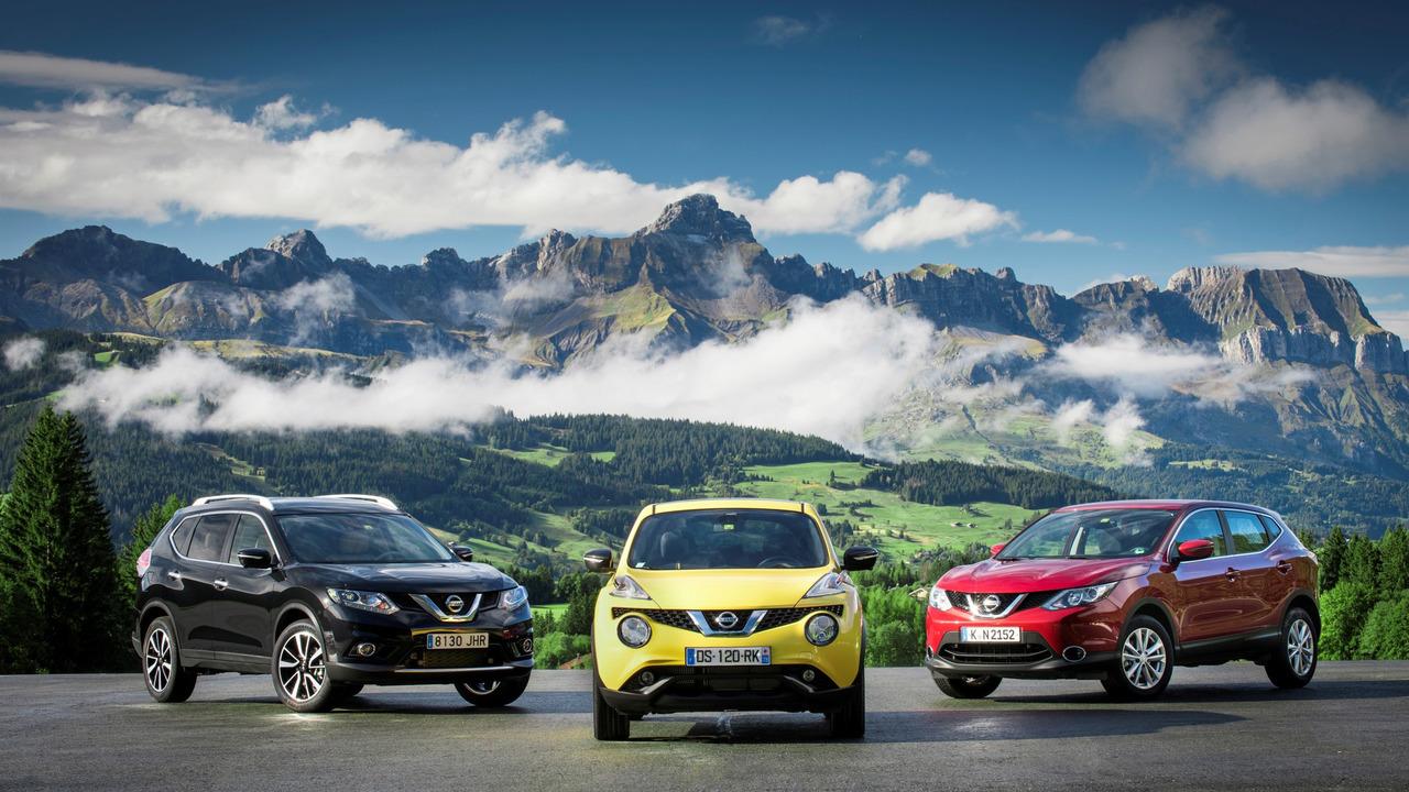 Nissan SUV Ailesi