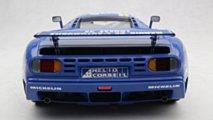 Bugatti EB110 LM Amalgam Model
