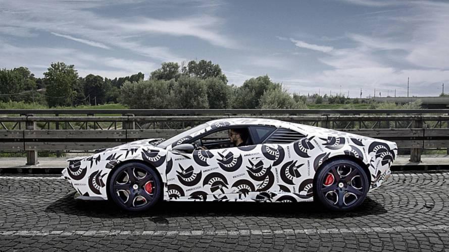 Ares panther, la reincarnazione della De Tomaso costerà 500 mila euro