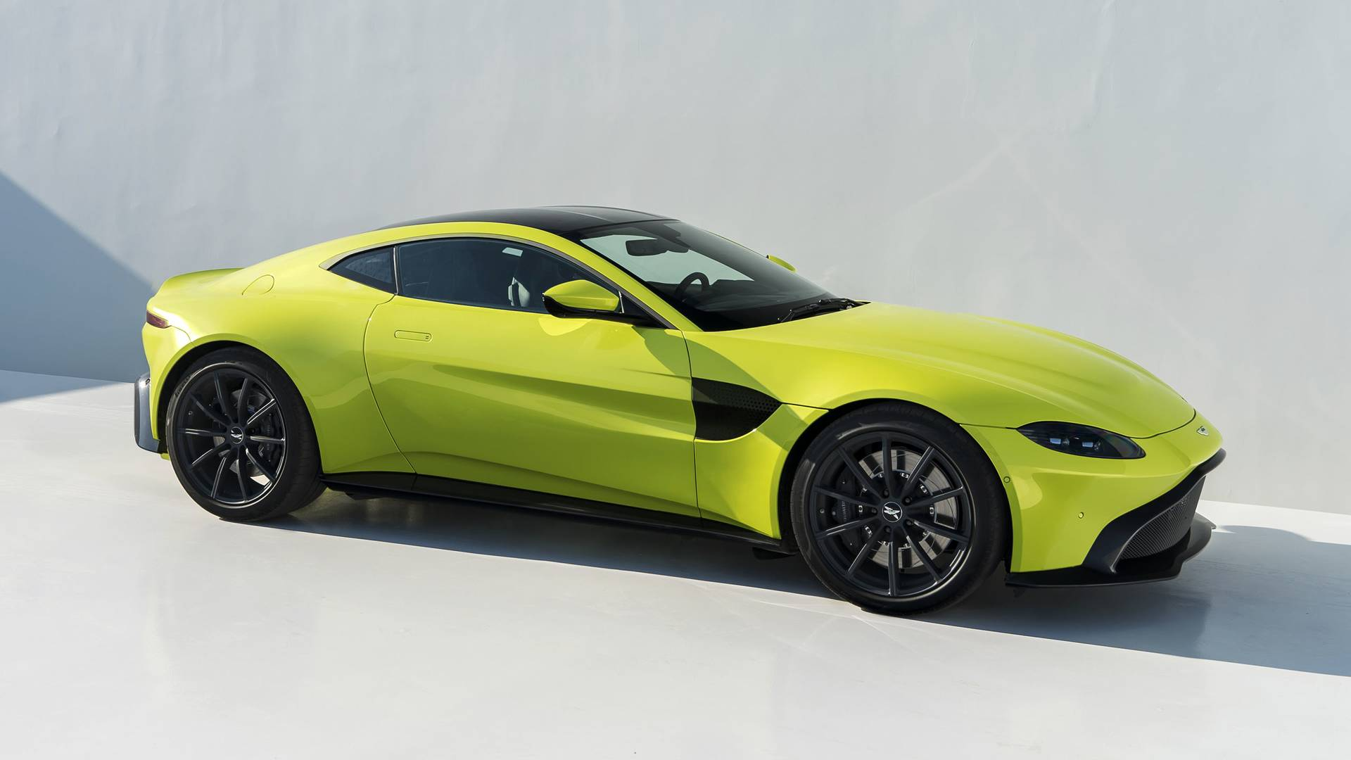 "aston martin ""fed up"" with the comments about cars looking alike"