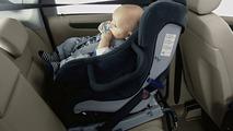 Mercedes-Benz child seat: TOPSAFE model