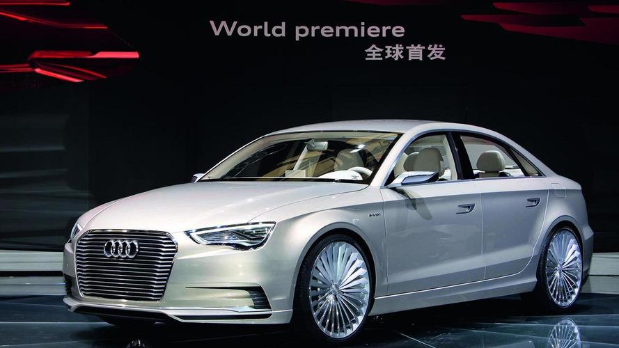 Audi A3 e-tron due in 2015, R8 e-tron axed - report