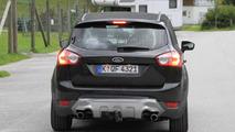 2011 Ford Kuga facelift spy photo