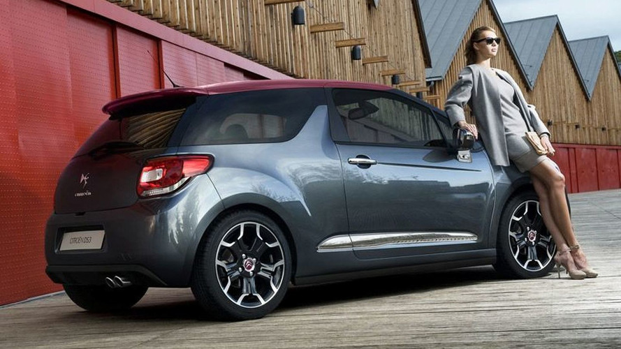 Citroen DS3 Breaks Cover