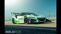 Acura NSX 4-Motor EV Concept