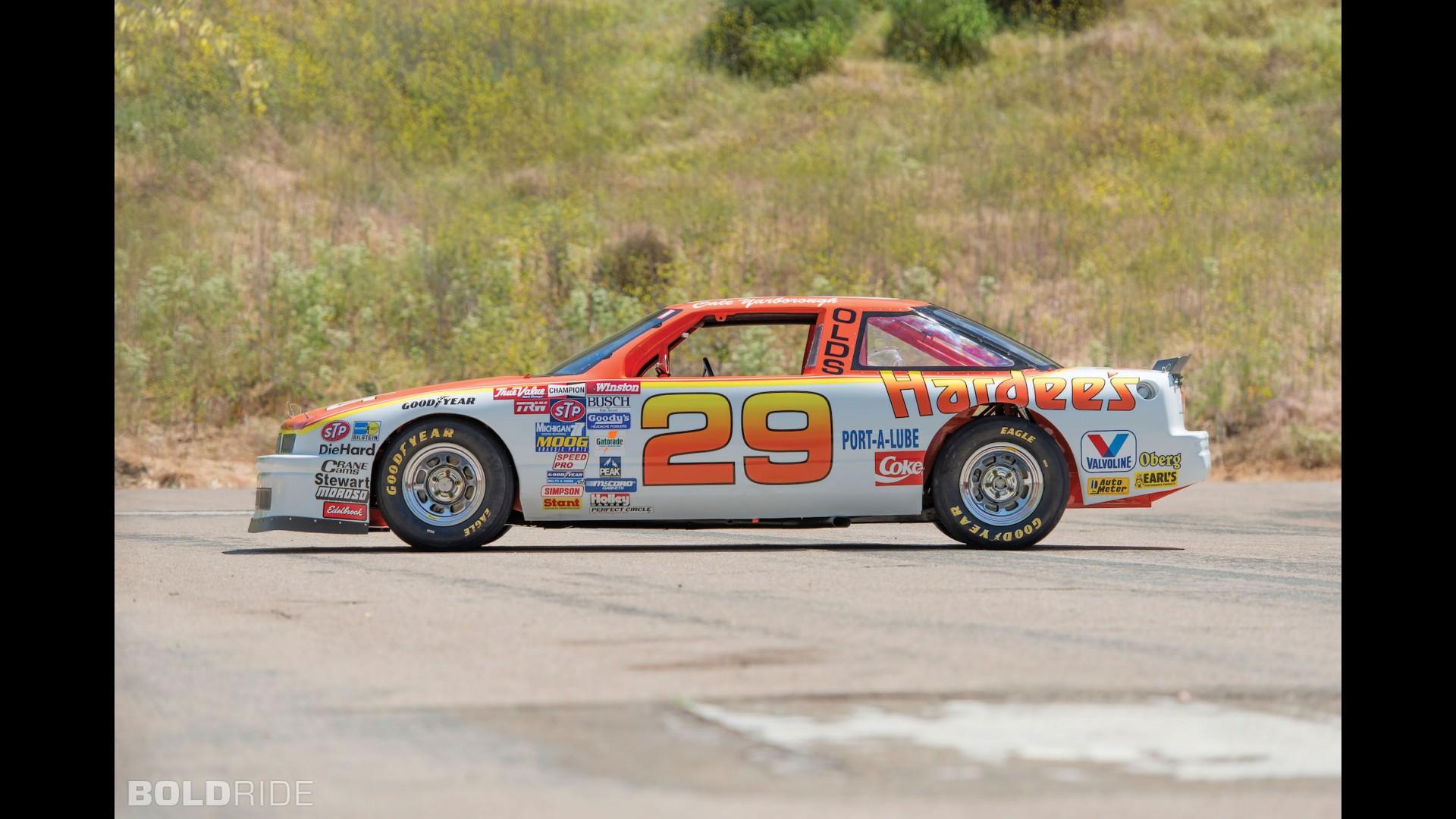 Oldsmobile NASCAR Hardee\'s Special Racecar