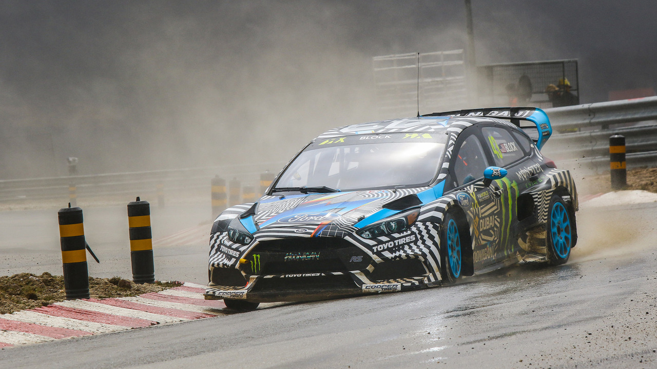 Ford Focus RS RX