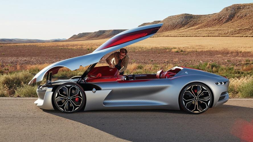Trezor konsepti: Renault'nun geleceğinin vücut bulmuş hali