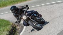 Scrambler Ducati Cafe Racer