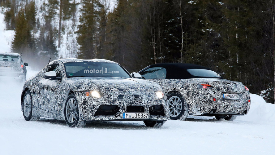 Leaked BMW Doc Reveals No Supra Manual, 4- And 6-Cylinder Engines
