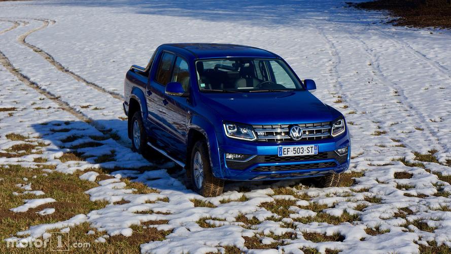 Essai Volkswagen Amarok 3.0 V6 TDI - Le nouveau chic ?