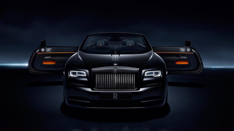 Goodwood előtt debütált a Rolls-Royce Dawn Black Badge Edition