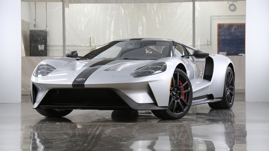 Un version Competition Series pour la Ford GT