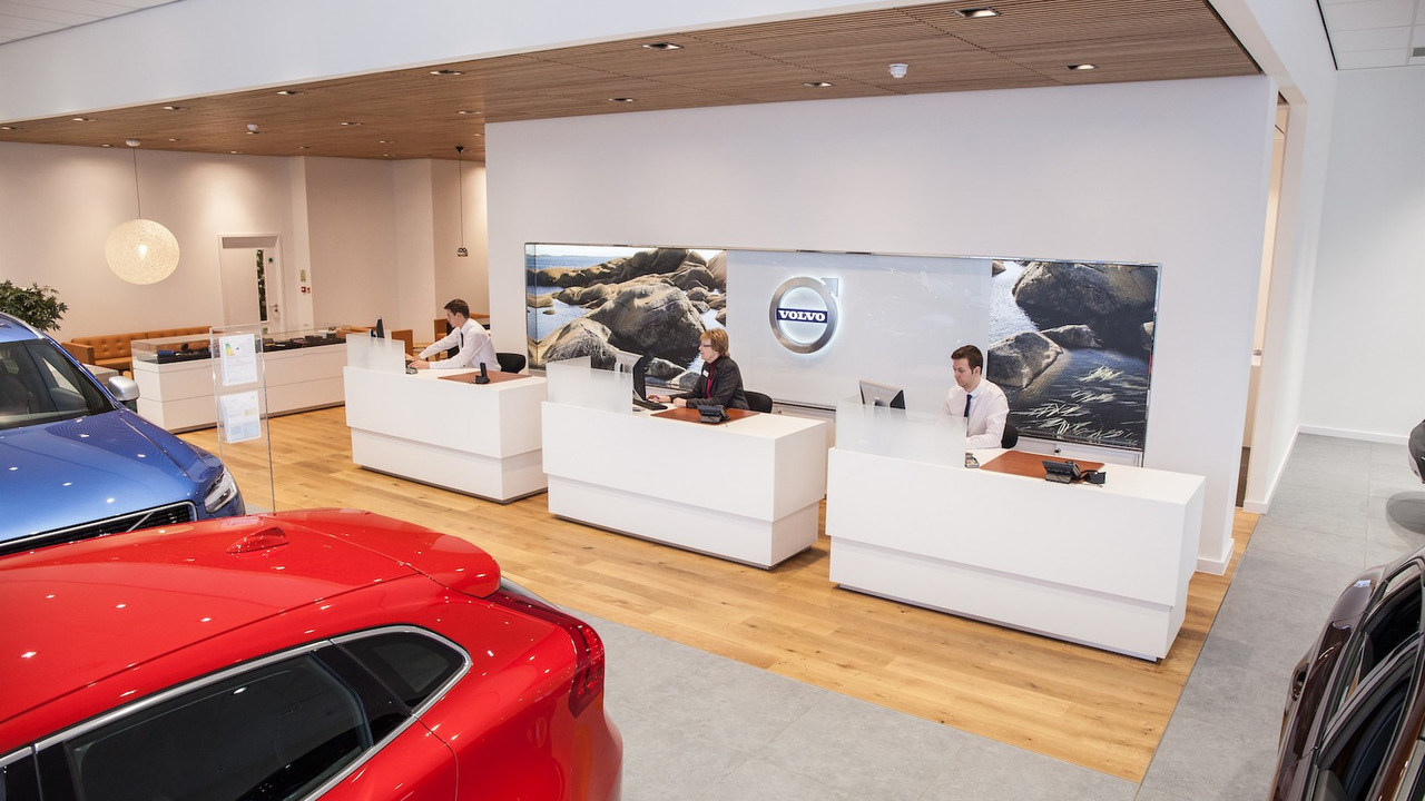 Volvo dealer