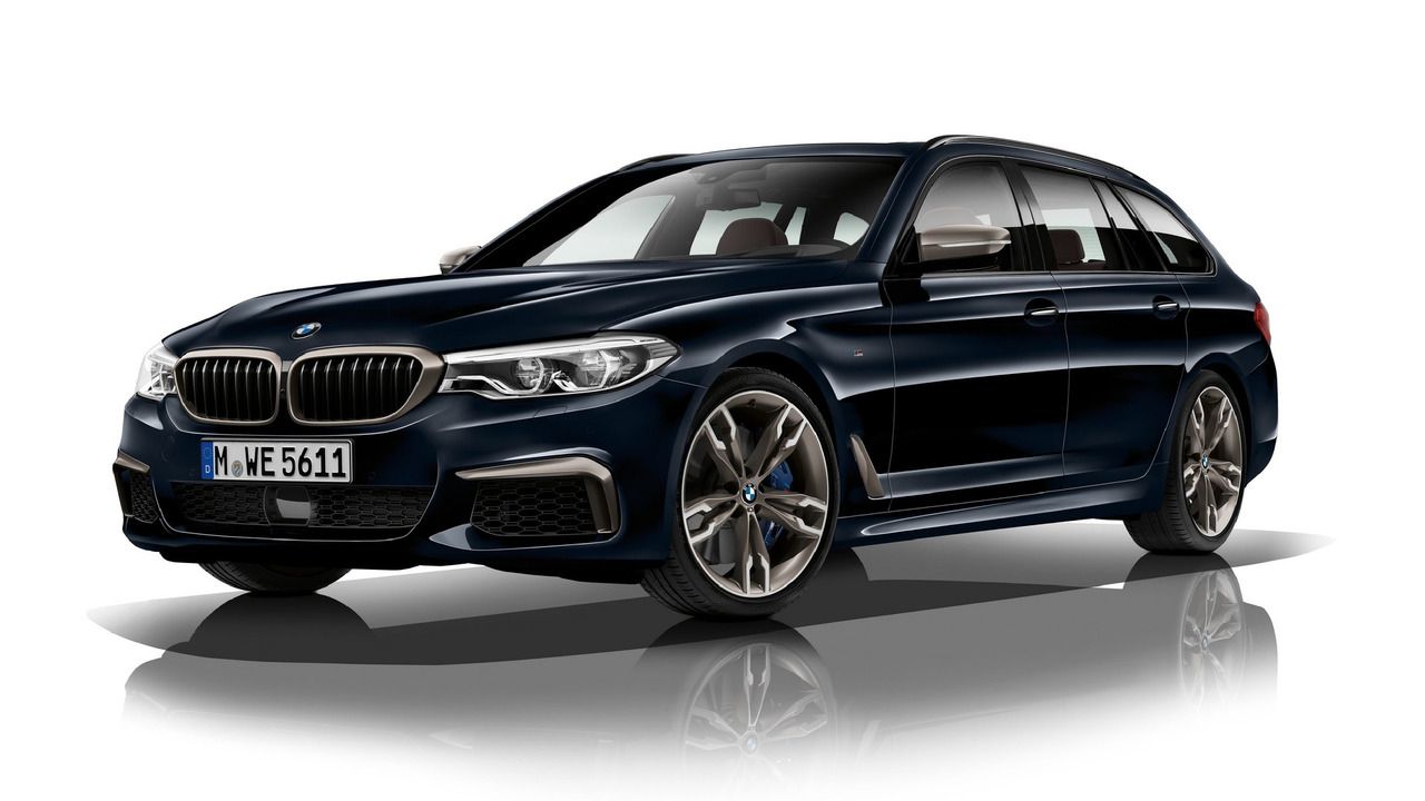 2018 BMW M550d xDrive