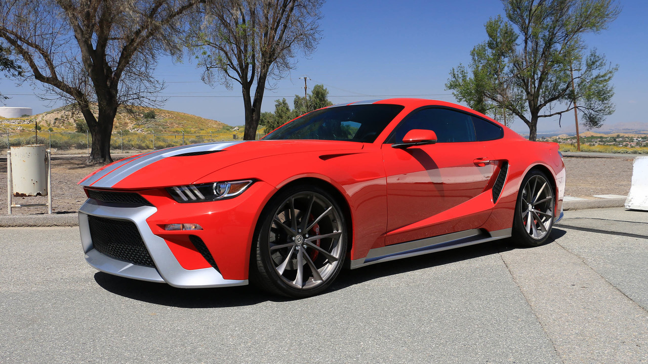 Zero To  Mustang Gtt First Drive