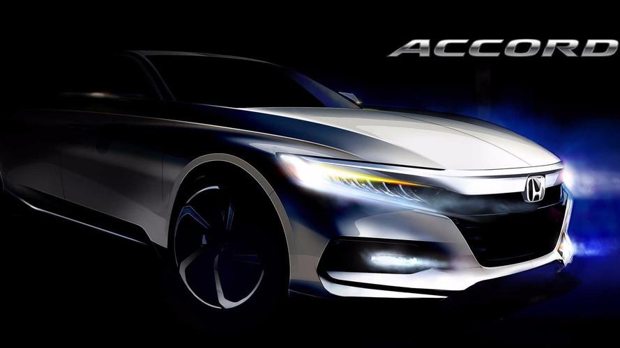 2018 Honda Accord 14 Temmuz'da geliyor