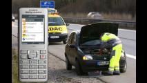 GPS hilft beim Pannenruf