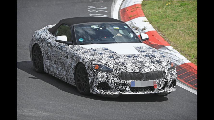 Neue Bilder vom neuen Roadster