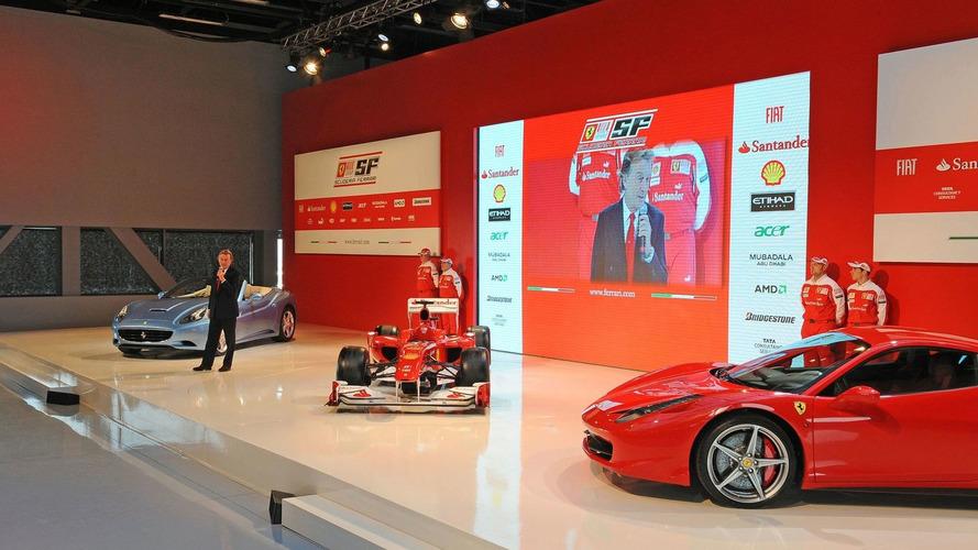 Badoer, Gene, stay as Ferrari test drivers [Video]