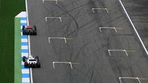 Timo Glock (GER), Virgin Racing, German Grand Prix, Friday Practice, 23.07.2010 Hockenheim, Germany