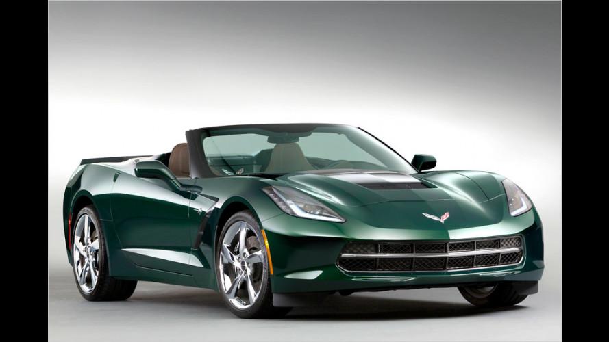 Ein Sondermodell und weitere Geschenktipps für Corvette-Fans