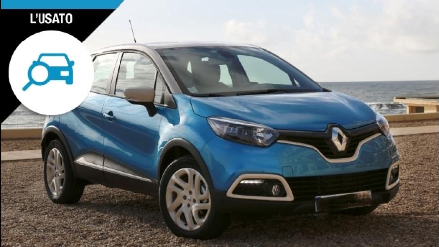 Renault Captur, il successo vale tanta scelta