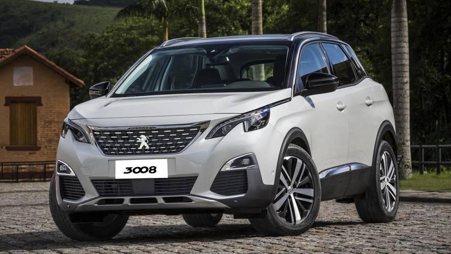 Peugeot sorteará 3008 todo mês em ação promocional com a Ipiranga