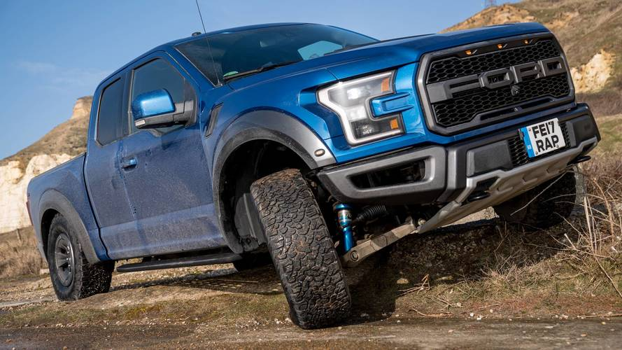 2017 Ford Pickup >> 2018 Ford F-150 Raptor SuperCab first drive: Dakar truck for the family