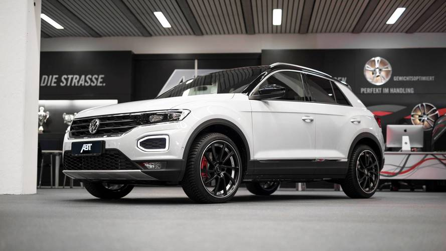 Volkswagen T-Roc - ABT Sportsline