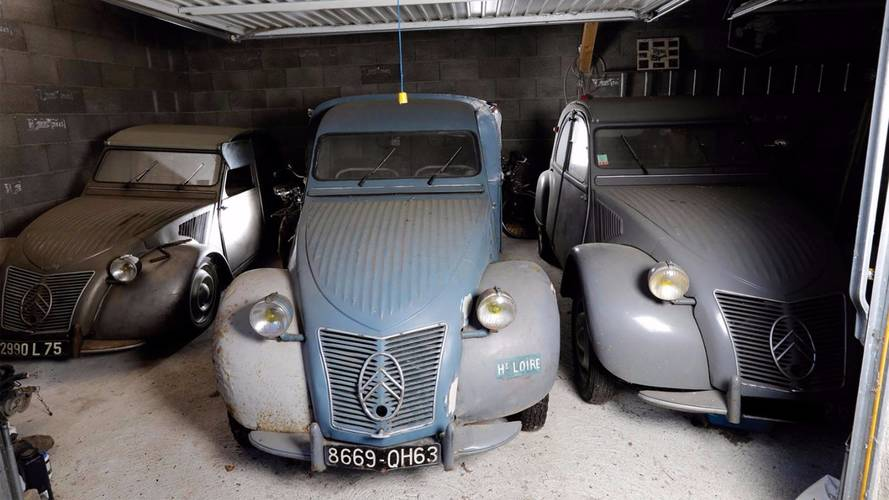 Citroën 2CV Type A subastado