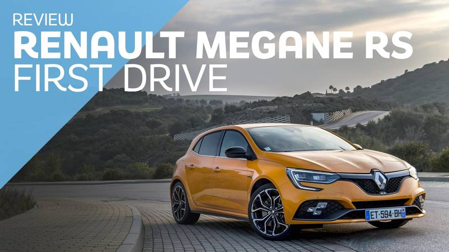 2018 Renault Megane RS: It's not about power