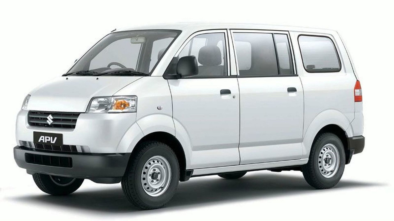 New Suzuki APV
