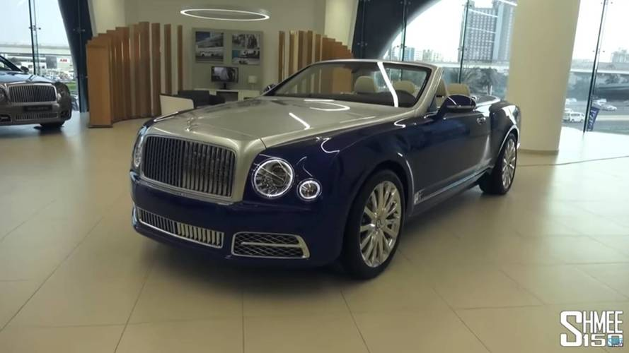 Bentley Grand Convertible by Mulliner