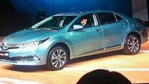 Toyota Corolla Hybrid / auto.ifeng.com