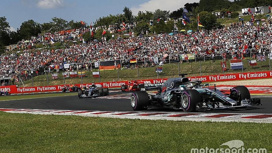 2018 F1 Macaristan GP: Hamilton galip, Vettel ikinci
