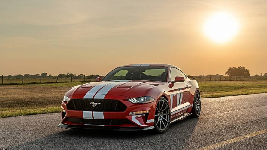 808 lóerős Mustanggal ünnepli a Hennessey a tízezredik autóját