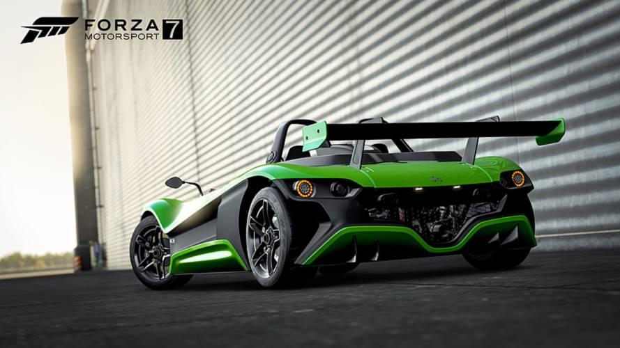 Vuhl 05RR Ready To Race In Forza Motorsport 7