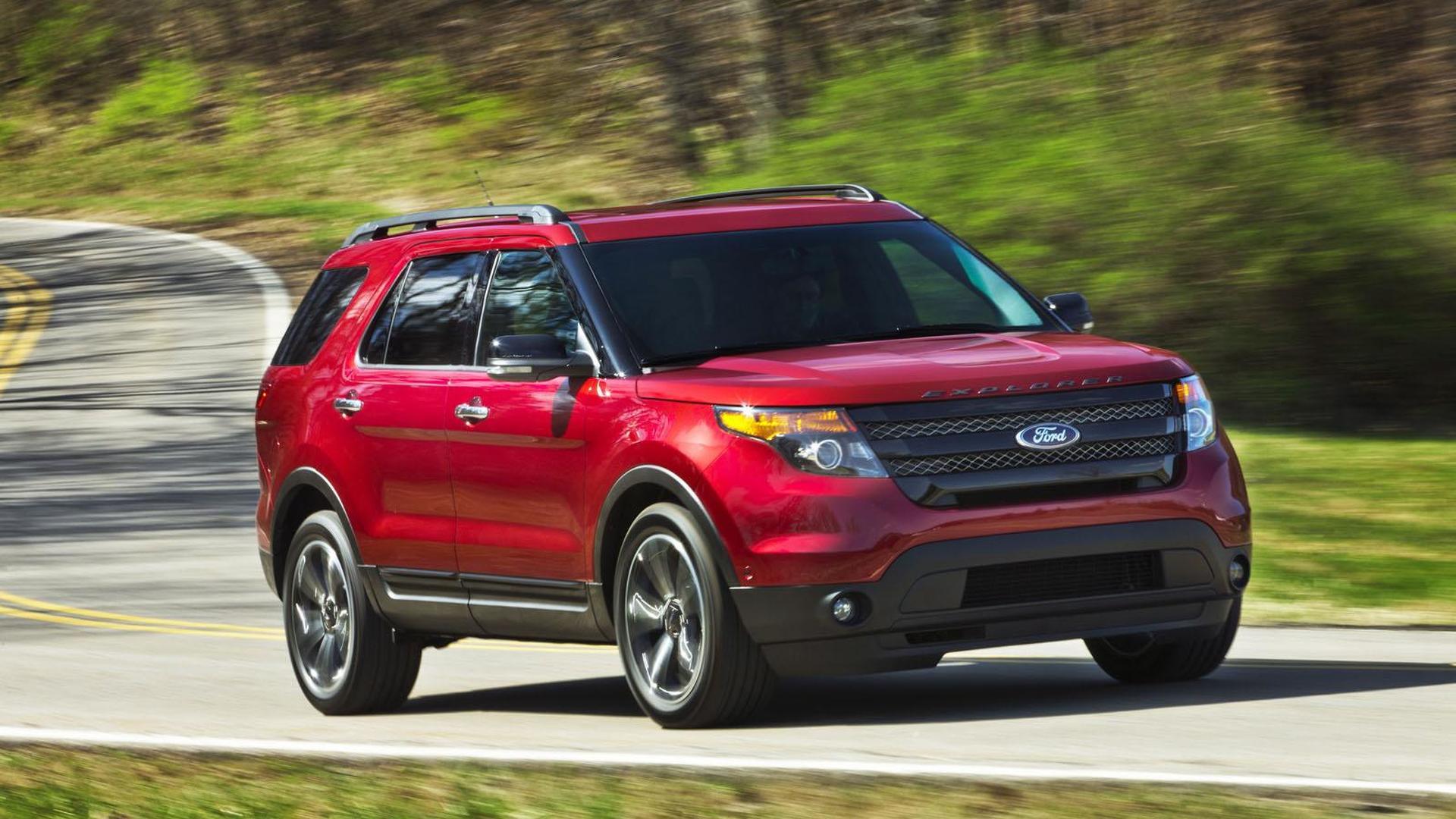 2011 15 Ford Explorer under investigation for exhaust leak
