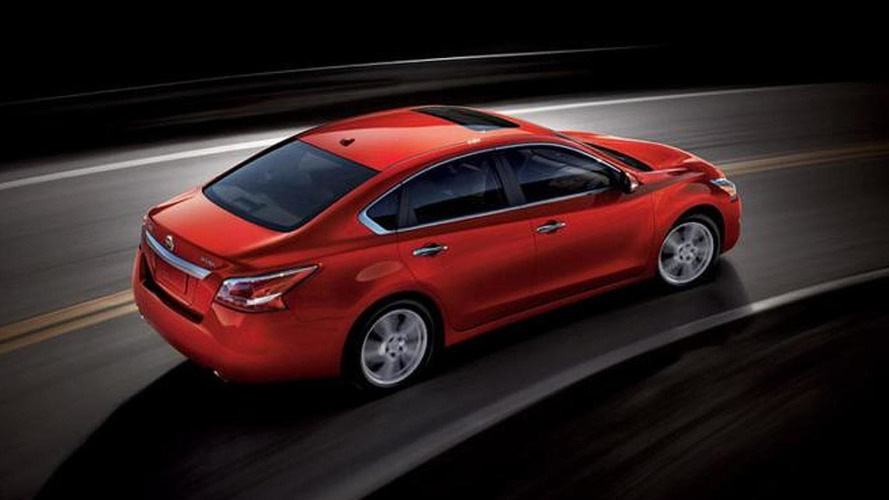 2013 Nissan Altima photos, details and prices sneak out before New York debut