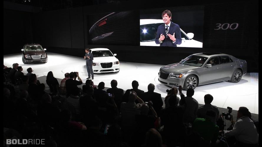 Une base italienne pour les futures grandes berlines Dodge et Chrysler