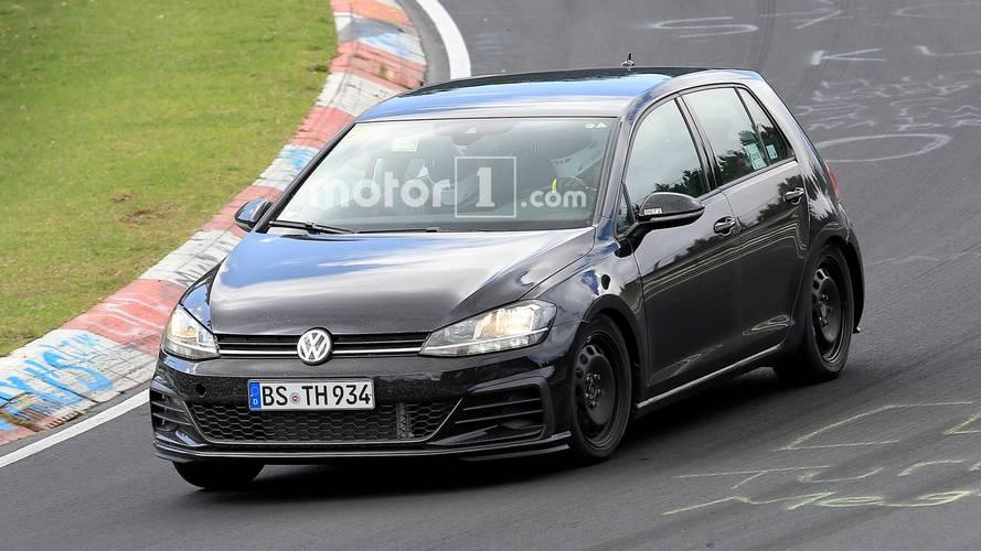 2020 VW Golf R, 400 beygir gücüne sahip olacak