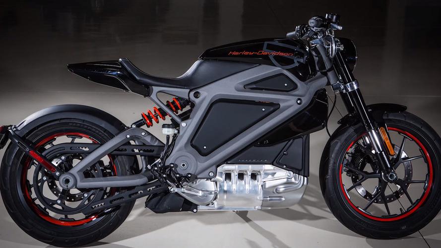 Harley Davidson'ın elektrikli motosikleti 2019'da gelecek