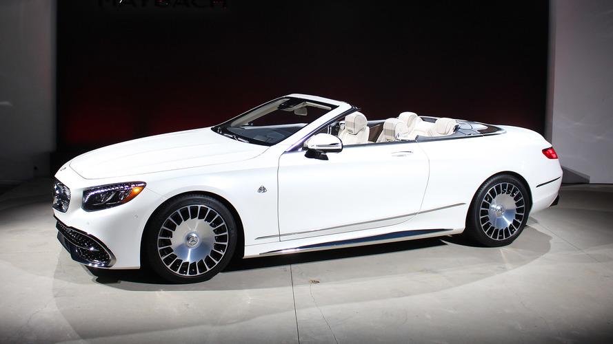 Mercedes-Maybach S650 Cabriolet aslında sınırlı sayıda üretilen ve daha lüks bir S65