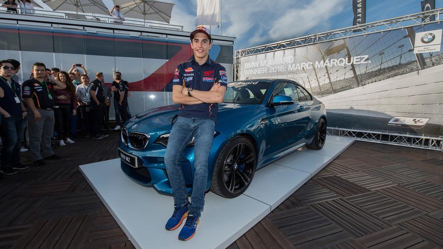 MotoGP - Marc Márquez, le plus rapide pour remporter une BMW