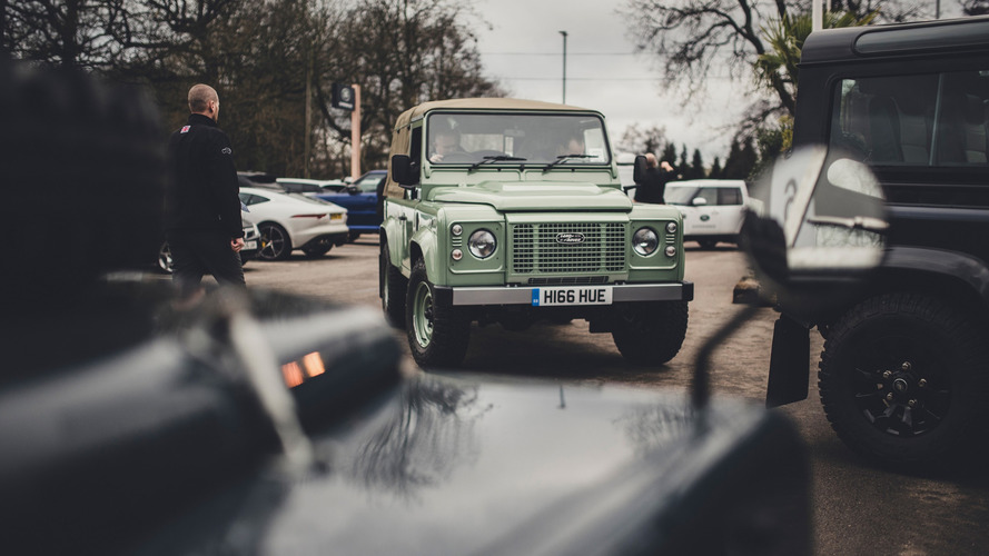 Land Rovers The Most Likely To Go Wrong After Three Years